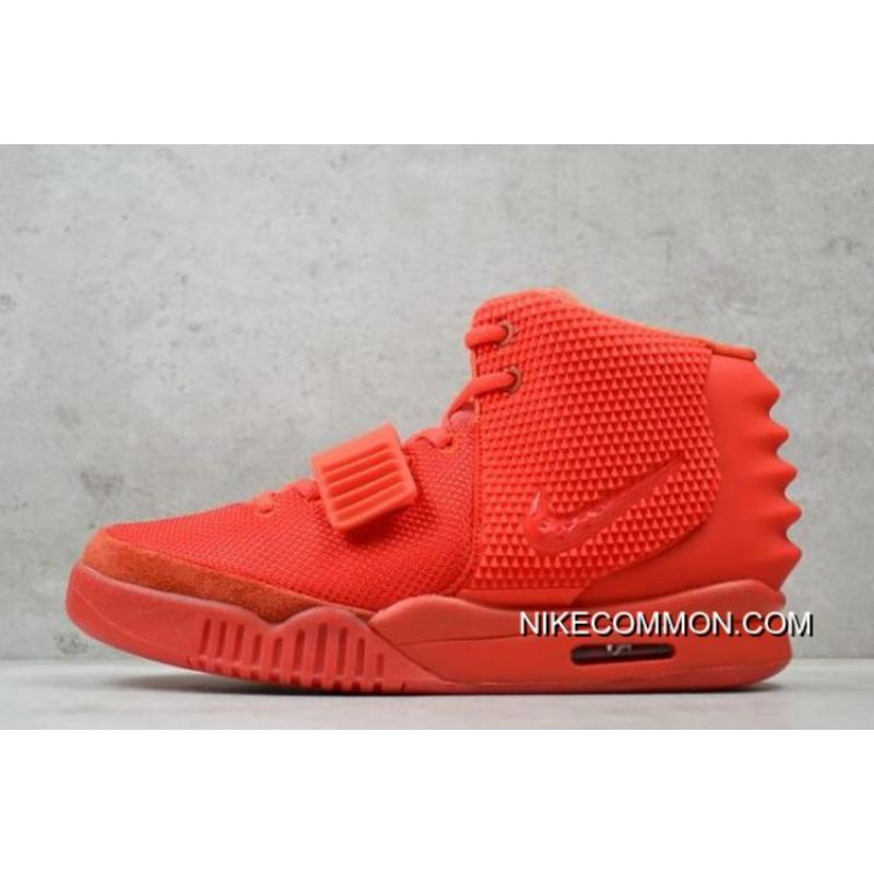 "31121dbcaab Nike Air Yeezy 2 SP NRG ""Red October"" 508214-660 Outlet ..."