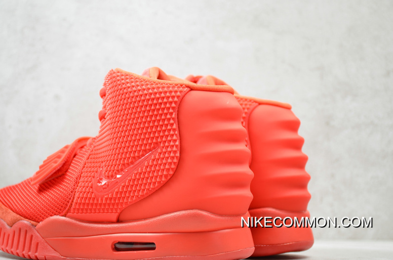 """6b4c035e777 Nike Air Yeezy 2 SP NRG """"Red October"""" 508214-660 Outlet"""