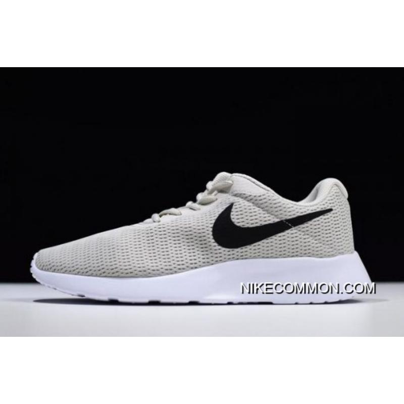 69f3e40451dd Nike Tanjun Light Bone Black-White 812655-012 Free Shipping Top Deals ...