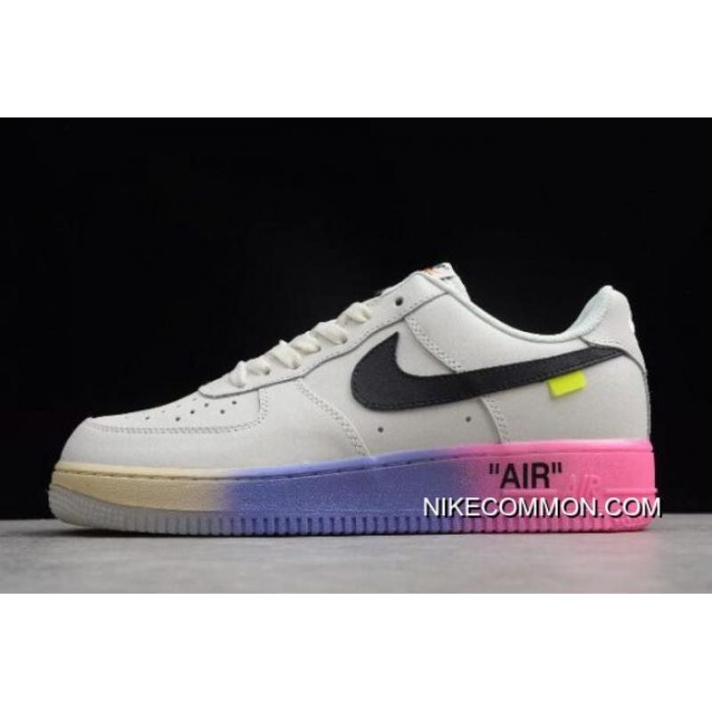 "best sneakers 65b23 65086 Women Men Off White X Nike Air Force 1  07 LV8 ""Queen"" ..."