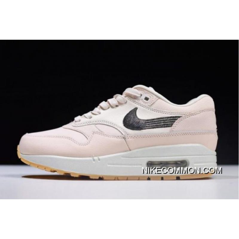 best service d54ce 043d6 Women's Nike Air Max 1 Premium Guava Ice/Gum Yellow/Off-White 454746-800  Top Deals