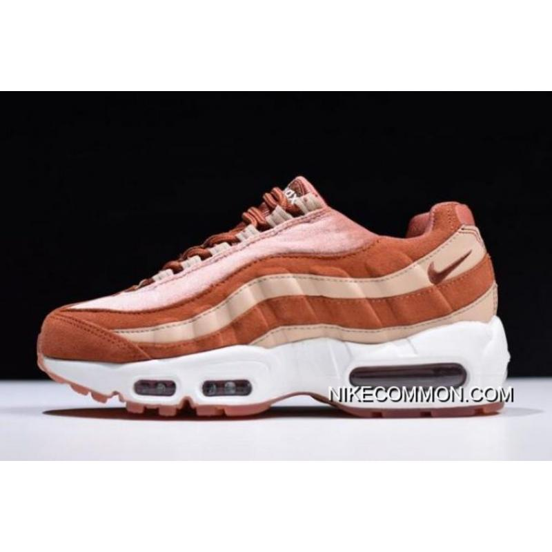 Women Nike WMNS Air Max 95 LX Dusty PeachBio Beige AA1103 201 Online