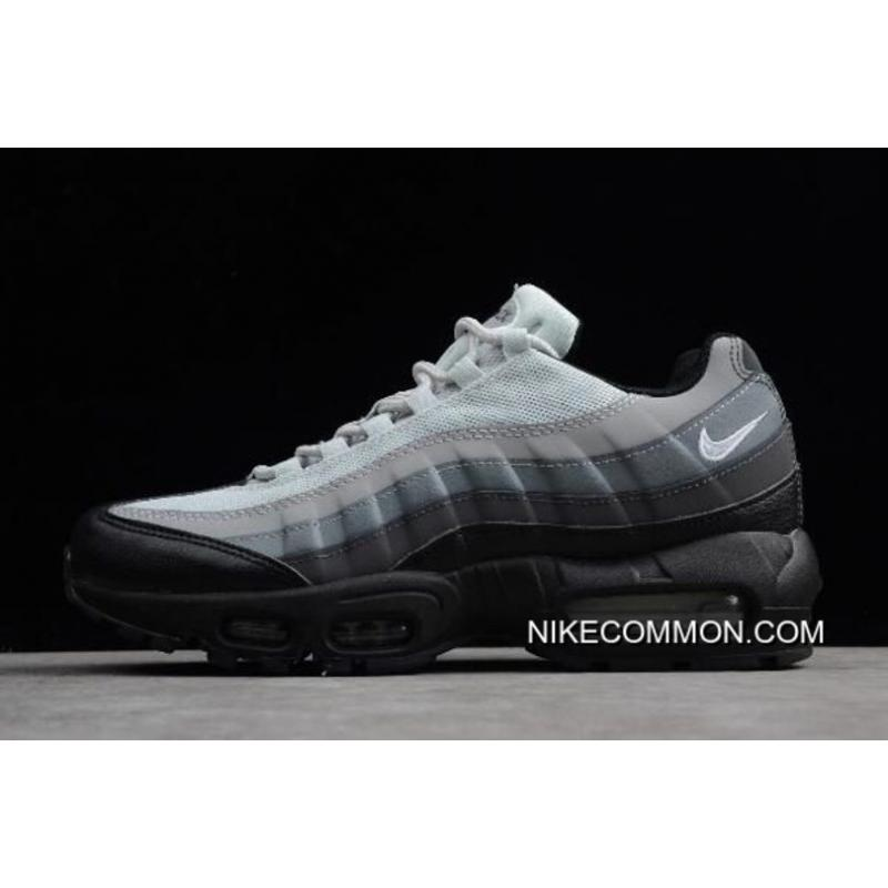 Best Nike Air Max 95 Essential Black/White,Dark Grey 749766,022