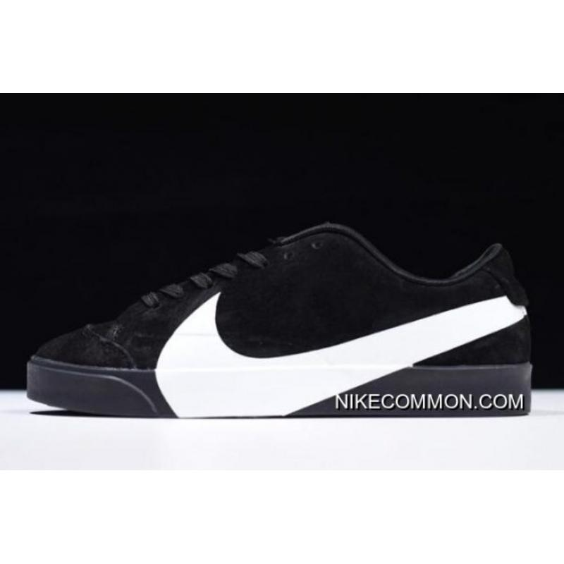 online store eb6c6 f0ed4 Women/Men Nike Blazer City Low XS Black/White AV2253-001 Buy Now