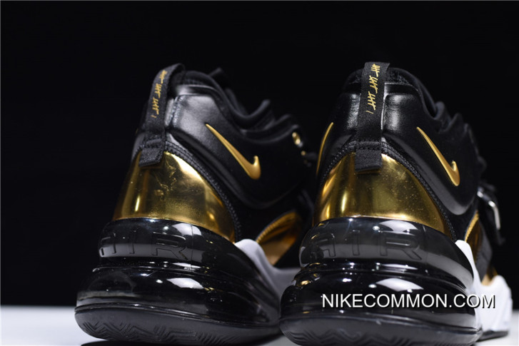 "detailed look bed5a 5f66a Men's Nike Air Force 270 QS ""Gold Standard"" AT5752-700 On Sale Outlet"