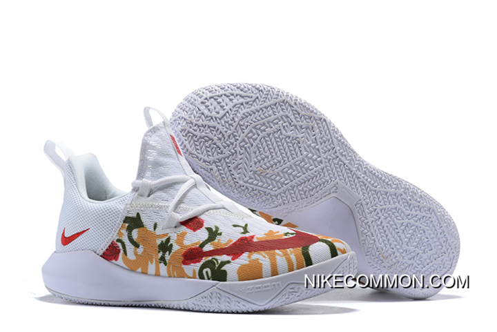"""477624f50b364 Super Deals Nike Zoom Shift EP """"Floral"""" White/Floral-Gold, Price ..."""